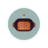 Robot Foto de archivo libre de regalías