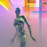 The robot Stock Photos
