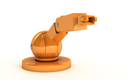 Robot arm Stock Photography