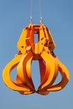 Robot arm of crane Stock Photography