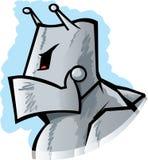 Robot arrabbiato Immagini Stock