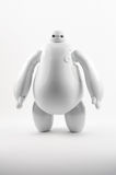 Robot BAYMAX from BIG HERO 6 Disney Movie. Produced by Bandai #38700 #38701, 11 March 2015, in my studio, Povoa de Lanhoso Royalty Free Stock Photo