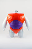 Robot BAYMAX from BIG HERO 6 Disney Movie. Produced by Bandai #38700 #38701, 11 March 2015, in my studio, Povoa de Lanhoso Stock Images