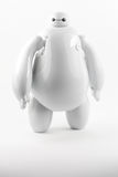 Robot BAYMAX from BIG HERO 6 Disney Movie. Produced by Bandai #38700 #38701, 11 March 2015, in my studio, Povoa de Lanhoso Stock Photography