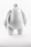 Robot BAYMAX de la película GRANDE de Disney del HÉROE 6 Fotografía de archivo