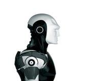 Robot beau Photos libres de droits