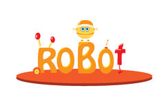 Robot Royalty Free Stock Photos
