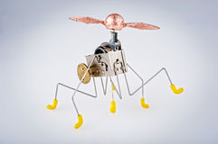 Robot bug Stock Photography