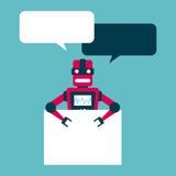 Robot concept design Stock Photos