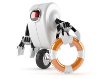 Robot concept Royalty Free Stock Photography