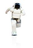 Robot corrente fotografia stock