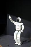 Robot d'Ashimo Images stock
