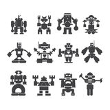 robot d'automate illustration libre de droits