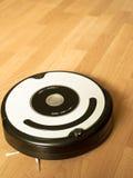 Robot de la limpieza Foto de archivo libre de regalías