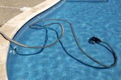 Robot de la piscina Imágenes de archivo libres de regalías