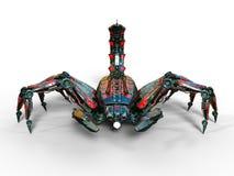Robot de scorpion Photos stock