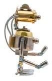 Robot de Steampunk Photo stock