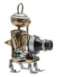 Robot de Steampunk Image libre de droits