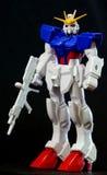 Robot del giocattolo Fotografie Stock Libere da Diritti