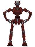 Robot del lavoro royalty illustrazione gratis