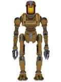 Robot del lavoro illustrazione di stock