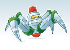 Robot del ragno Fotografie Stock