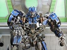 Robot del trasformatore Immagini Stock