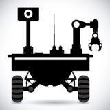 Robot design Stock Images