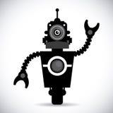Robot design Stock Photo