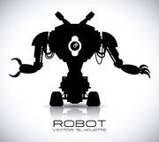 Robot design Stock Photography