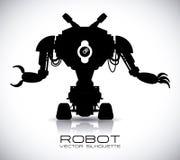 Robot design Stock Photography
