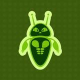 Robot di Eco Immagini Stock