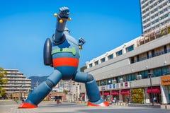 Robot di Gigantor (Tetsujin 28) Immagini Stock