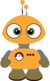 Robot di Lil Fotografia Stock Libera da Diritti