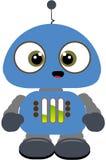 Robot di Lil Fotografia Stock