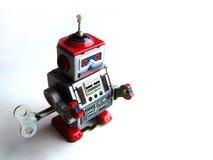 Robot di Sammy Fotografie Stock