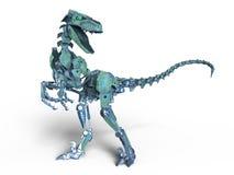 Robot dinosaur Stock Photos
