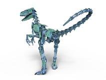 Robot dinosaur Royalty Free Stock Photos