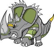 robot dinozaura wektora Zdjęcie Royalty Free