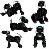 Robot Dog Stock Image