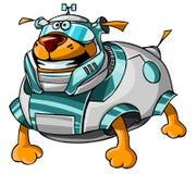 Robot Dog Stock Photo