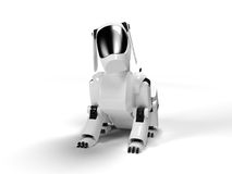 Robot dog Royalty Free Stock Images