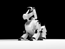 Robot dog Royalty Free Stock Photography