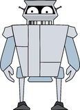 Robot droid Stock Photography
