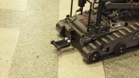 Robot facile de BestRoboFest le déminage banque de vidéos