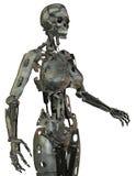 Robot femenino Foto de archivo libre de regalías