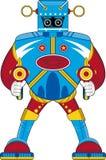Robot fresco di mecha del fumetto Immagini Stock