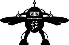 Robot fresco di mecha del fumetto Immagine Stock Libera da Diritti