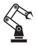 Robot hand Stock Photography