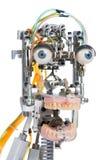 Robot head Stock Image